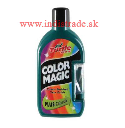 Color Magic Plus – zelený