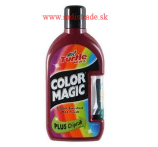 Color Magic Plus – tmavočervený
