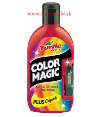 Color Magic Plus – červený